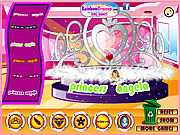 Juega al juego gratis Princess Tiara Decor