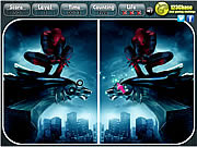 เล่นเกมฟรี The Amazing Spiderman - Spot the Difference