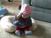 Cute Baby Julia