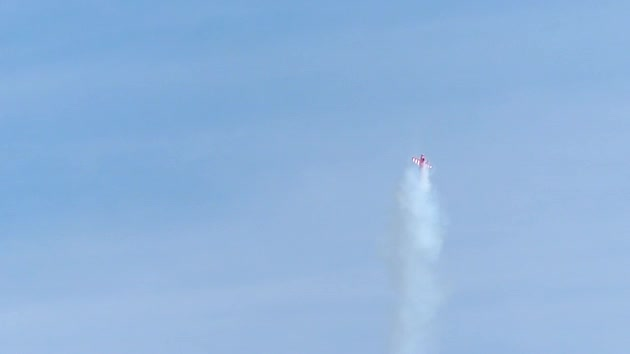 Watch free video Slow Motion Stunt Plane
