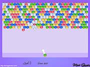 Juega al juego gratis Big Bubble Shooter