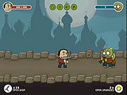 Nerd vs Zombies Just Survive game