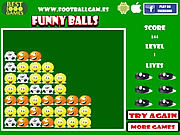 Funny Balls game