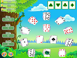 Flower Solitaire game