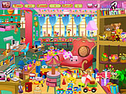 Juega al juego gratis Girls Messy Room