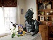 شاهد كارتون مجانا Raisin Bran Crunch Commercial Alien Miles Melman