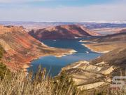 Watch free video Flaming Gorge Timelapse