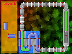Flash Pipes game