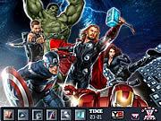 Hidden Spots-Avengers