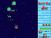 Space Spy Jet game