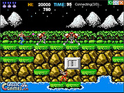 Contra World Challenge game