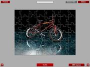 BMX Jigsaw game