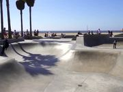 Watch free video Several Skateboarders Attempting Big Tricks
