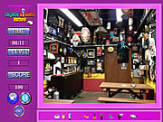 Juega al juego gratis Artist Room Hidden Objects