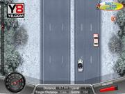 Winter Death Race game