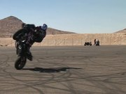 Watch free video Motorcycle Rider Doing Tricks