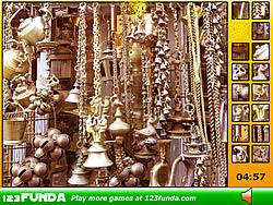 Hidden Spots - Antique game