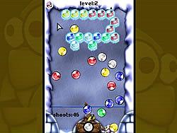 Shoot Frozen Bubble game