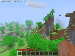เล่นเกมฟรี Minecraft Classic