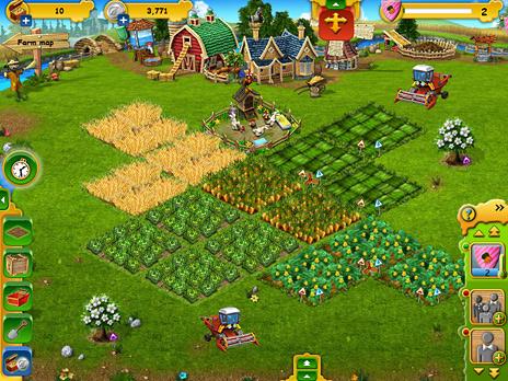 Farmerama game