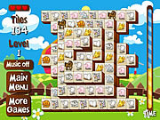 Little Farm Mahjong game