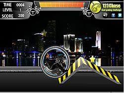Techno Rider game