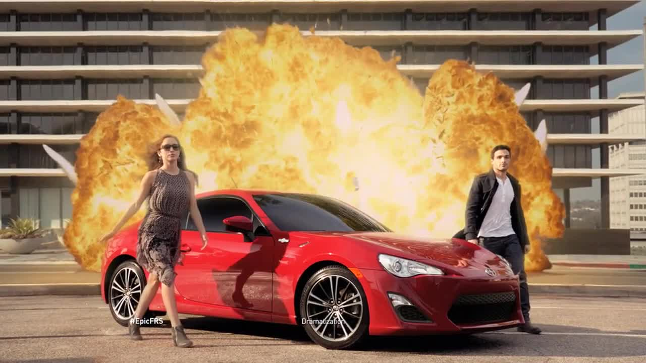 Watch free video Scion FR-S Commercial: Makes Everything Epic