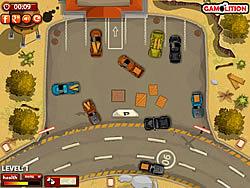 Redneck Truck Parking Game game