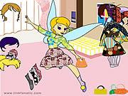 Tinkerbell Dress up 1