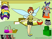 Juega al juego gratis Tinkerbell Dress up 2