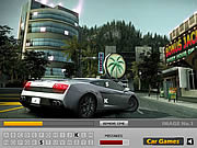 Supercars Hidden Letters game