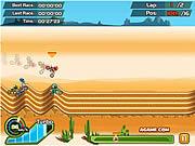 玩免费游戏 Pro Motocross Racer