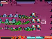 Juega al juego gratis Planet Juicer