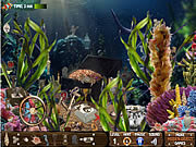 Juega al juego gratis Hidden Treasures Of The Sea