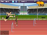 Olympics 2012 Hurdles game