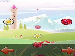 Magic Flowers game