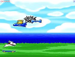Dog Jump game