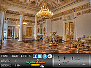 Museum Hall Hidden Objects game