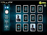 Batman Memory Match game