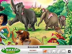Jungle Hidden Object game