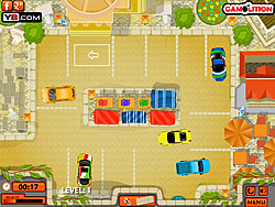 Rome Parking Frenzy game