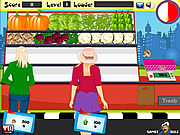 Fresh Vegetables game