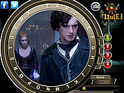 Abraham Lincoln Vampire Hunter-Find the Alphabets