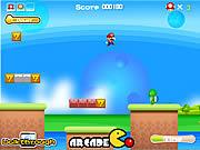 Mario Adventure Game game