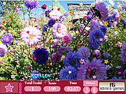 Juego Flower Garden- Hidden Object