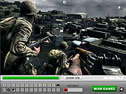 Juega al juego gratis Hidden Letters In War Zone