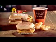 Watch free video McDonald's Breakfast Menu Commercials