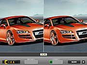 Unlimited Cars Difference game