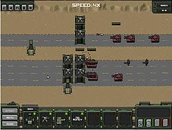 Desert Rumble game