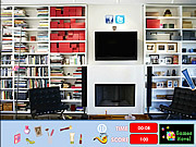 Girls Study Room Hidden Objects game